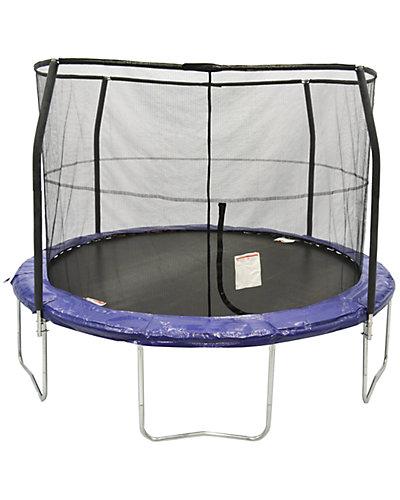 Bazoongi Trampoline and Enclosure