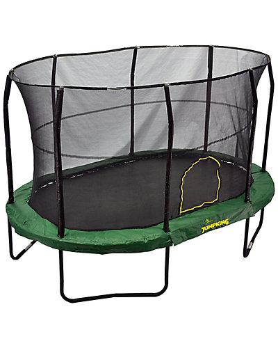 Jumpking Oval 9ft x 14ft  Trampoline