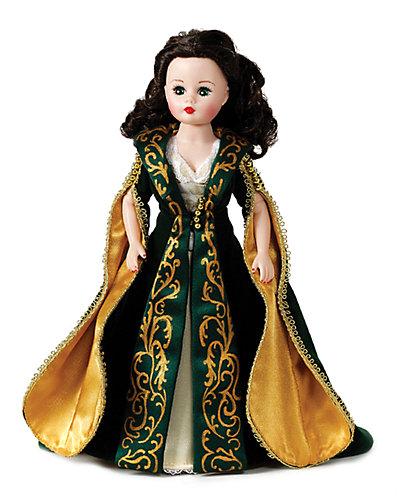 Madame Alexander Southern Dreams Scarlett 10in Doll