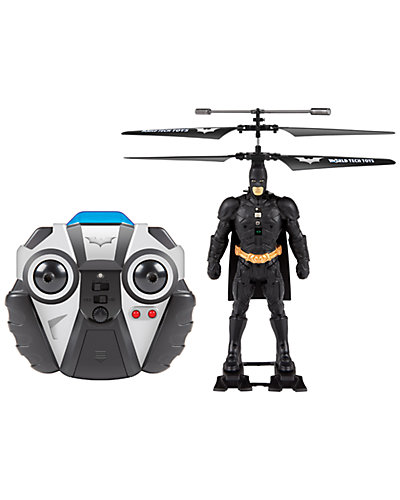 World Tech Toys DC Comics Licensed Batman 2CH IR RC Helicopter