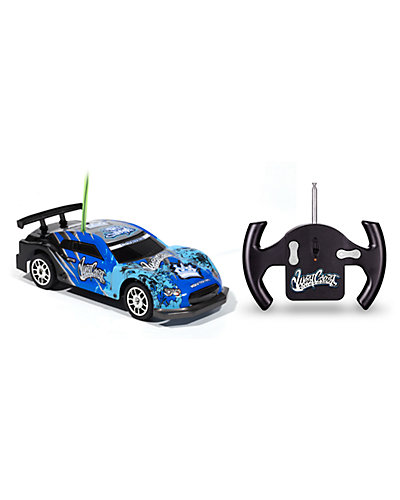 World Tech Toys Licensed West Coast Customs Blue Tricked Out X-Ryders Car
