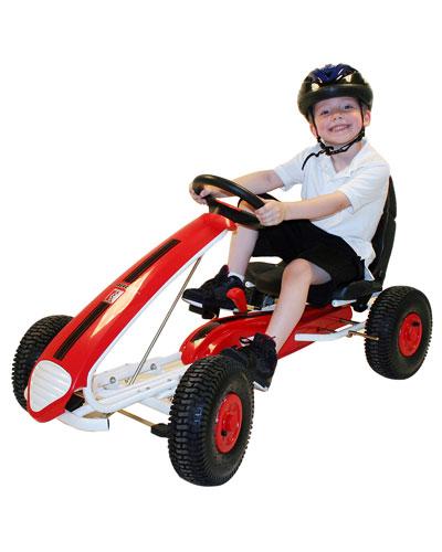 Kettler Kiddi-O Aero Air Tire Pedal Car