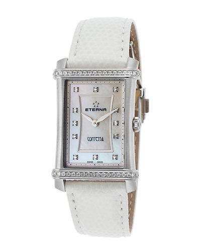 Eterna Women's Contessa Diamond Watch