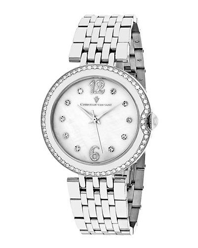 Christian Van Sant Women's Jasmine Watch