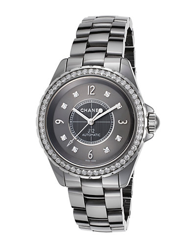 Chanel J12 Women's Diamond Watch