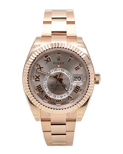 Rolex Men's SkyDweller Watch