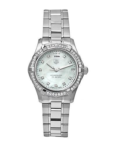 "TAG Heuer Women's ""Aquaracer"" Diamond Watch"
