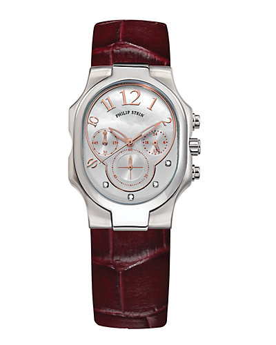 Philip Stein Classic Diamond Watch