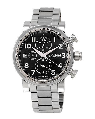 Graham Men's Silverstone Stowe Watch