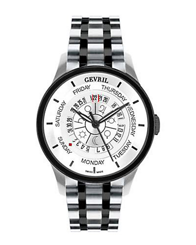 Gevril Men's Columbus Circle Watch