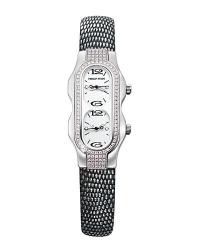 Philip Stein Signature Double Diamond Watch - Mini