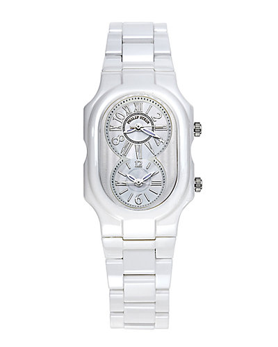 Philip Stein Ceramic Watch - Large