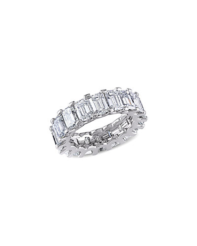Certified Platinum 9.15 ct. tw. Diamond Eternity Band