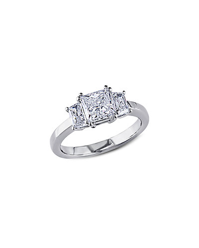 18K 1.50 ct. tw. Diamond Ring