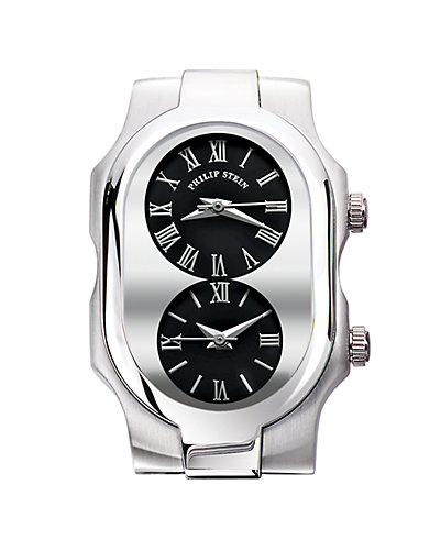 Philip Stein Stainless Steel Watch Case - Small