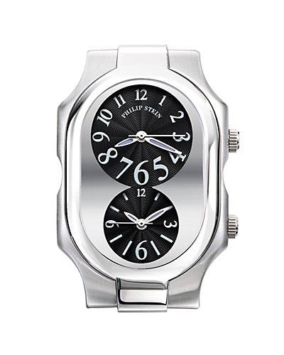 Philip Stein Stainless Steel Watch Case - Large