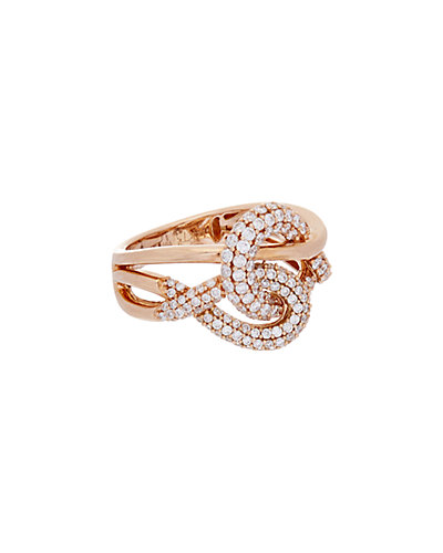 Le Vian 14K Rose Gold 0.91 ct. tw. Diamond Ring