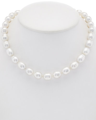 TARA Pearls 14K 10-12mm South Sea Cultured Pearl Necklace