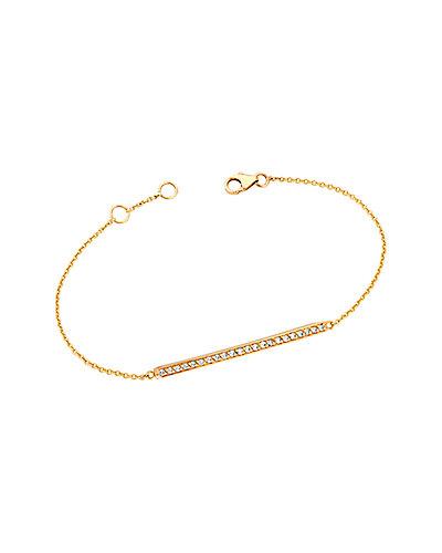 Ariana Rabbani 14K 0.22 ct. tw. Diamond Bracelet
