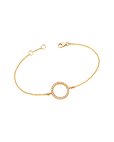 Ariana Rabbani 14K 0.13 ct. tw. Diamond Bracelet