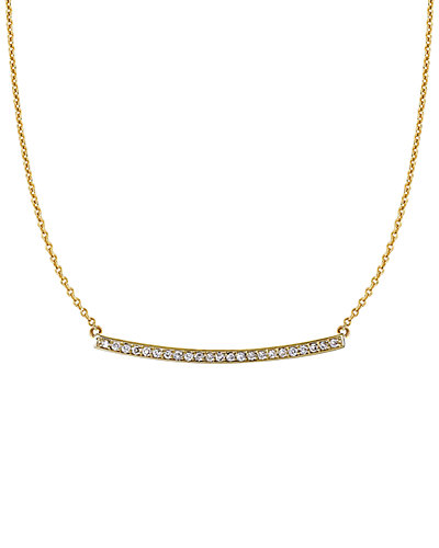 Ariana Rabbani 14K 0.23 ct. tw. Diamond Necklace