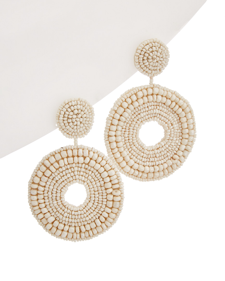 earrings ivory drop lane rllz circle ebay kenneth circular jay resin itm