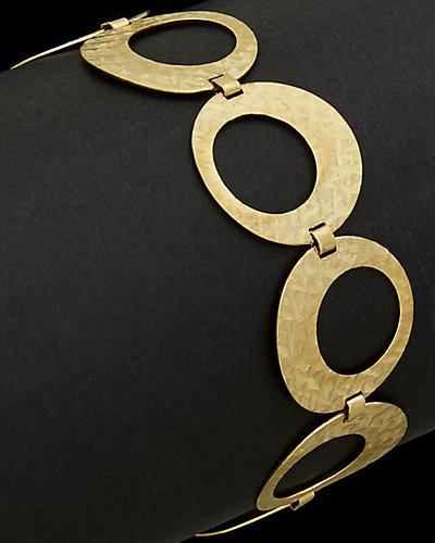 14K Italian Gold Bracelet
