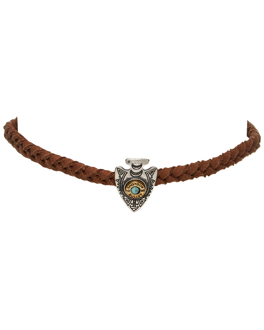 Shashi BULLET CHOKER NECKLACE