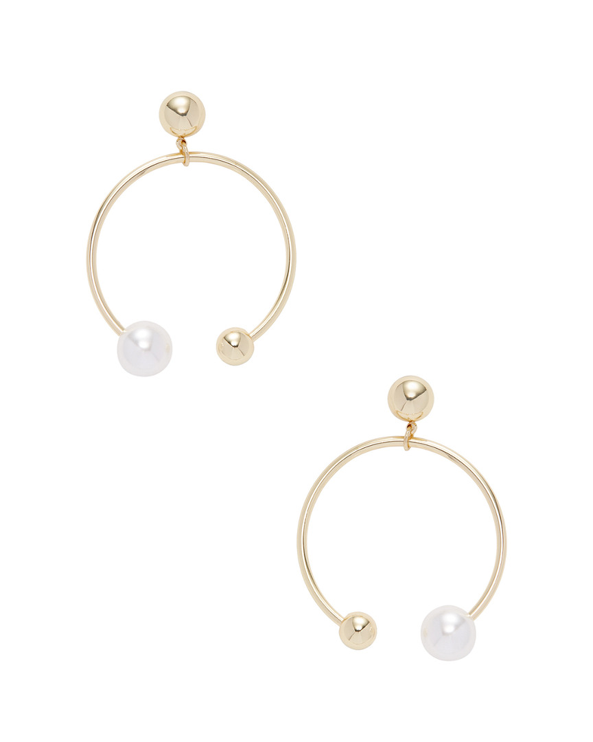 Shashi ELYSE STATEMENT EARRINGS