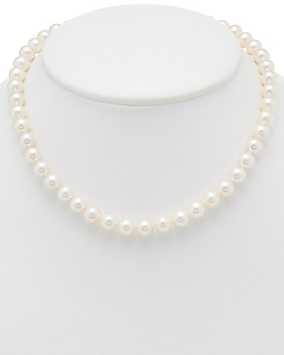 HONORA 14K 8mm Pearl Necklace