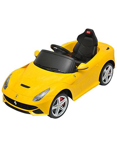 Best Ride on Cars Ferrari F12 12V