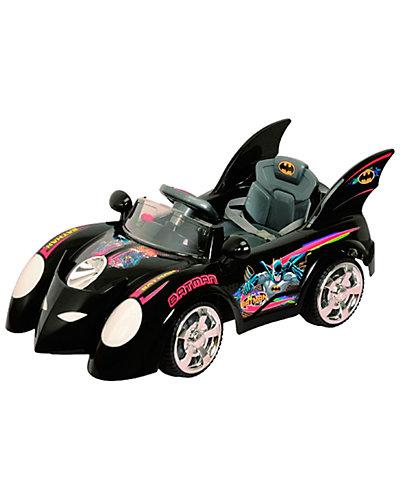Best Ride On Cars 12V 662R Batmobile