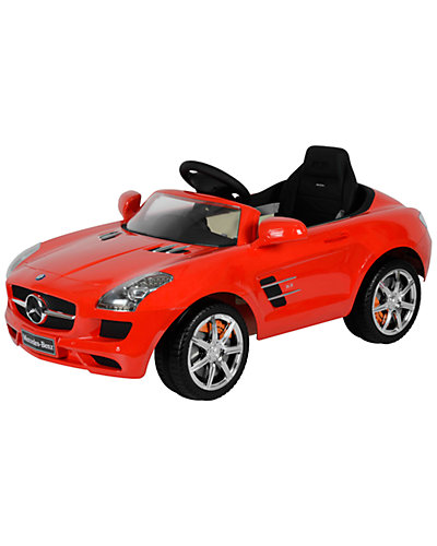 Best Ride On Cars Mercedes SLS AMG 12V